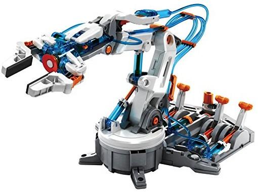 エレキット 水圧式ロボットアーム