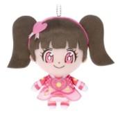 魔法×戦士 マジマジョピュアーズ! キャラクターマスコット モモカ 高さ16cm