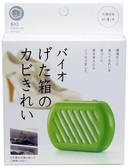 バイオ げた箱のカビきれい カビ予防、下駄箱のカビ対策はコレ!除湿剤と芳香剤選び