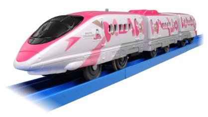 プラレール SC-07 ハローキティ新幹線