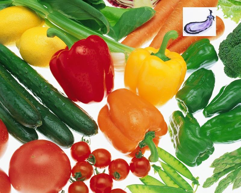 夏野菜の離乳食メニュー食材の栄養素(赤ちゃん用)