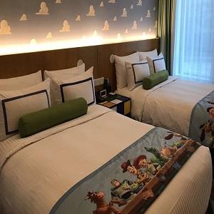 トイストーリーホテル日本の開業日と場所、映画4は特典つきで