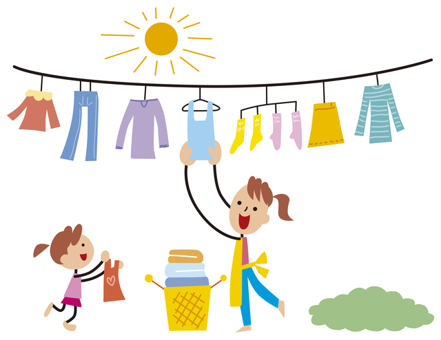 洗濯の洗剤はどんな種類をそろえればいいか?アイテム別洗濯の仕方