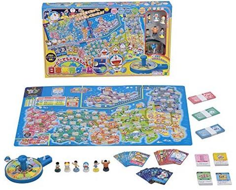 どこでもドラえもん日本旅行ゲーム5