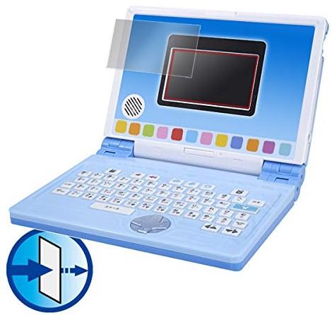 ワンダフルドリームタッチパソコン 用 日本製 目に優しい ブルーライトカット液晶保護フィルム