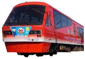 赤いプラレール号が伊豆急行で運行!期間と区間 プラ博2019
