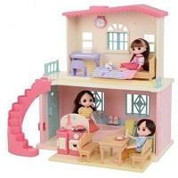 リンキーココの種類、ハウスや人形をすべて買うと総額は