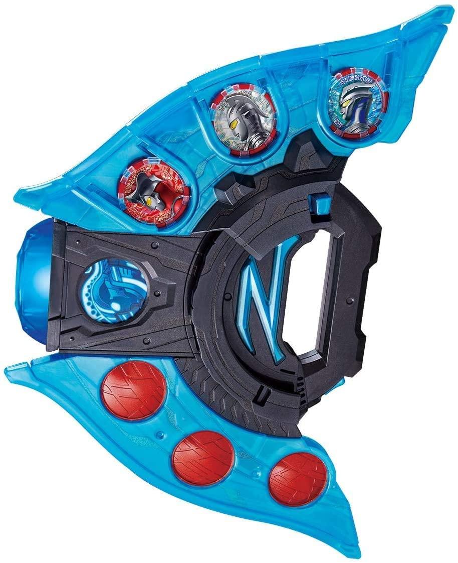 ウルトラマンZ DXウルトラマンゼット最強なりきりセット、クリスマスプレゼント