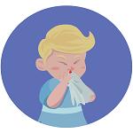子供に鼻血を止める方法とやってはいけないことを教えました